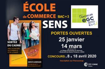 Portes ouvertes EGC Sens