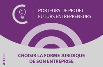 Atelier choisir le statut juridique de son entreprise – Auxerre