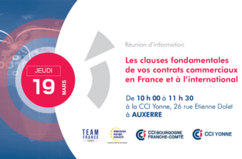 Les clauses fondamentales de vos contrats commerciaux en France et à l'international
