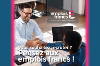 Vous souhaitez recruter ? Pensez aux emplois francs !