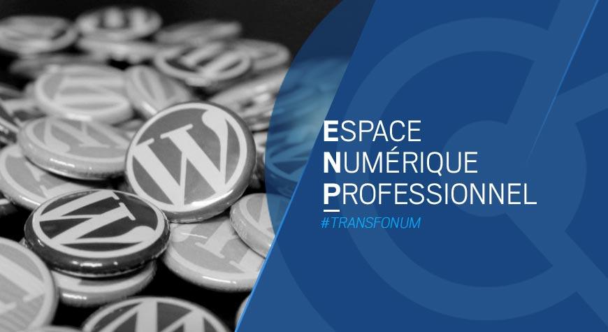 Atelier ENP – Pourquoi et comment mettre à jour WordPress