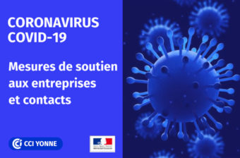 Coronavirus : mesures de soutien et contacts utiles pour accompagner les entreprises