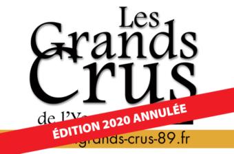 Grands Crus de l'Yonne 2020