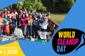 Clean Up Day Auxerre : J-3 ! Mobilisons-nous.