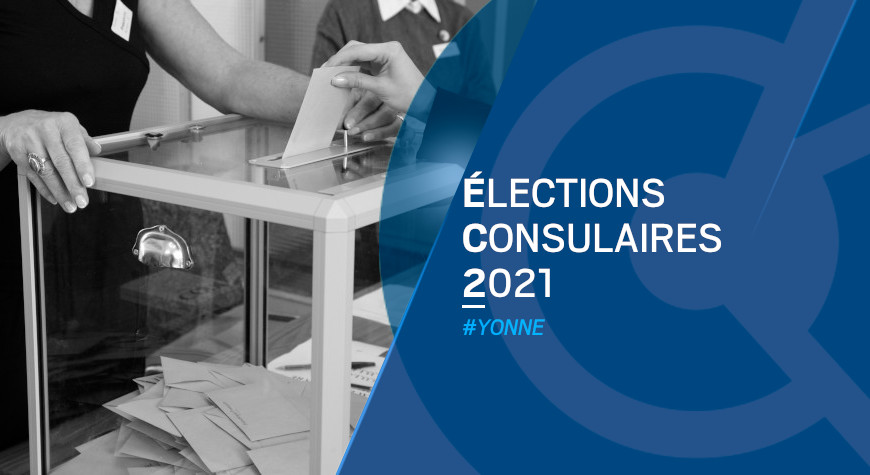 Elections 2021 : CCI Yonne