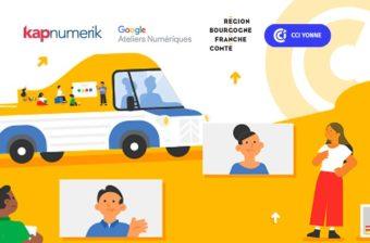 Participez aux ateliers numériques Google cet automne