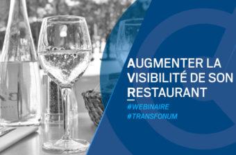 Atelier Google – Augmenter la visibilité de son restaurant